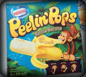 Peelable Ice Cream Pops – Freaky but True!