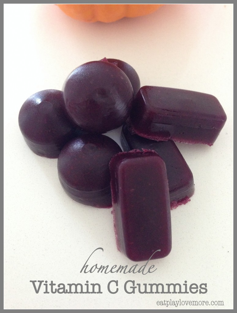 Homemade Vitamin C Gummies | Eat. Play. Love... More