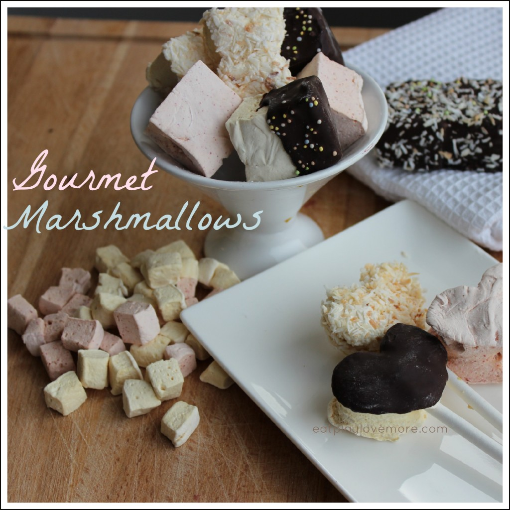 DIY Gourmet Marshmallows