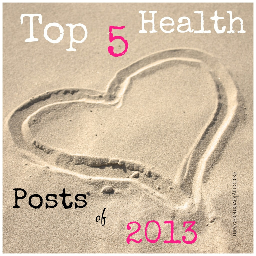 top 5 health posts of 2013