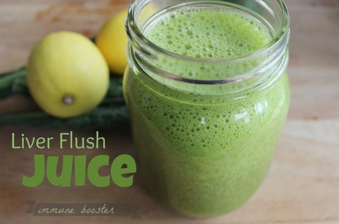 Liver Flush Juice