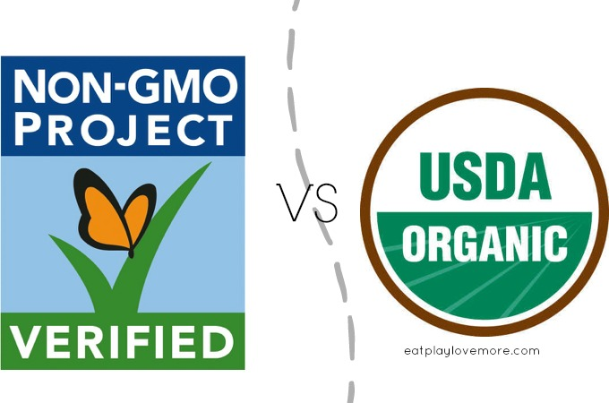 Non-GMO Project Verified vs. USDA Organic - Are they the same?