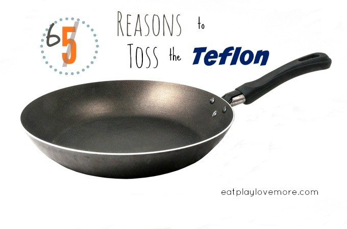 6 Reasons to Toss the Teflon