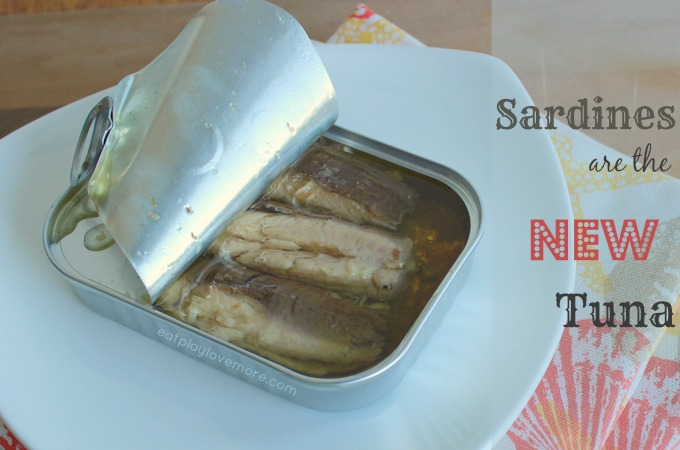 Sardines are the New Tuna! 5 Reasons to start eating them NOW!