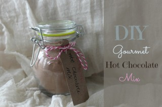 DIY Gourmet Hot Chocolate